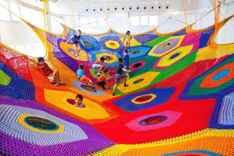 Oli Oli Play Museum Dubai