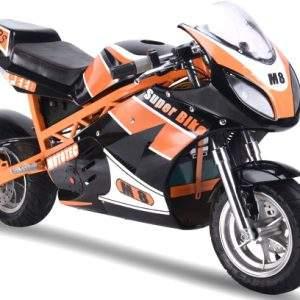 Super Pocket Rocket Bike