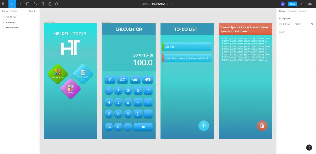 Figma A Powerful UI Tool