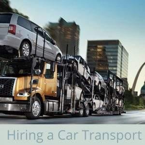 Hiring A Car Transport